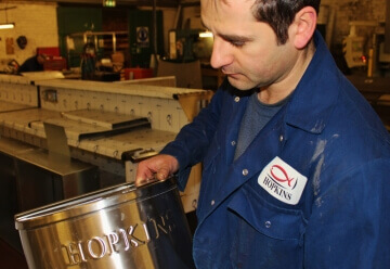 Fryer supplier lets engineers off the leash with JobWatch