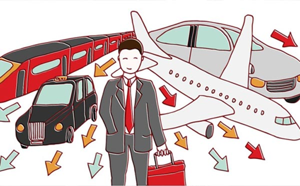 Nailing business travel: an entrepreneur's guide