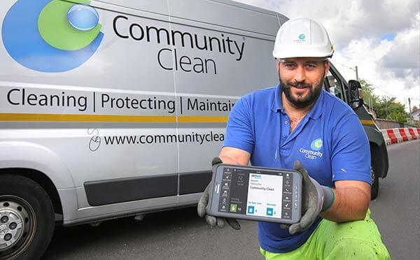 BigChange Mobile and Cloud Innovation Transforms Community Clean