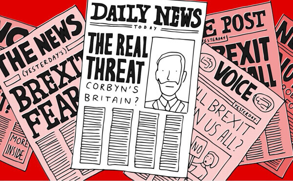Brexit is nothing; Corbyn is the real threat to the UK