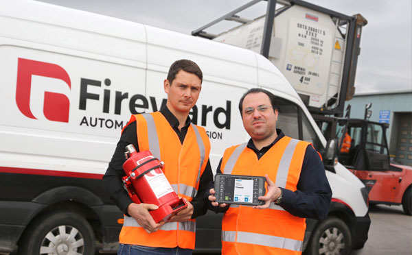 BigChange Gives Fireward Complete Control Over Mobile Workforce