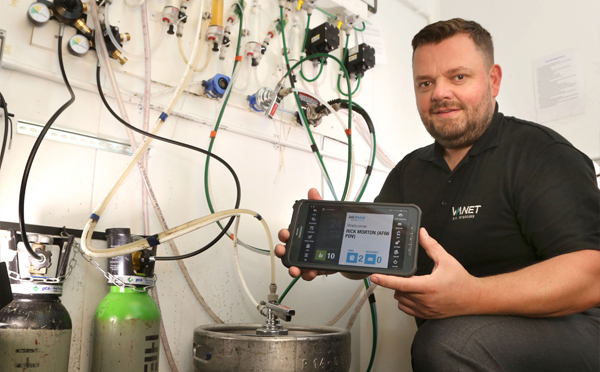 BigChange Mobile Technology Helps Vianet Keep the Beer Flowing