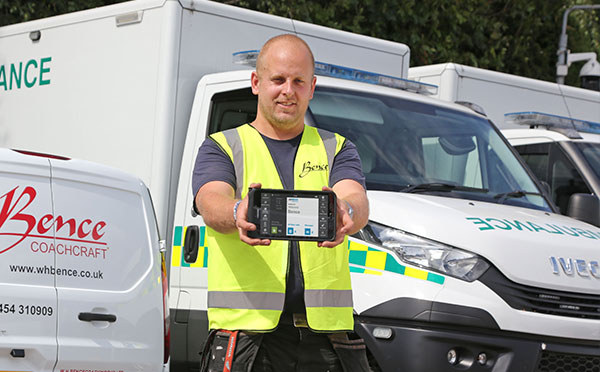 BigChange Helps Bence Deliver Critical Care Mobile Engineering Services