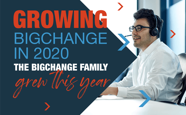 Growing BigChange in 2020