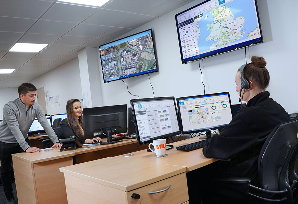 Millane Contract Service office using the BigChange platform to manage their remote workers